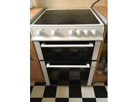 Logik electric double oven