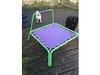 Early learning centre trampoline