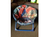 Spiderman chair