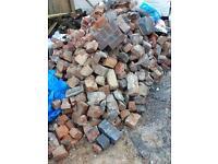 Free rubble in NR3