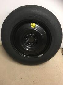 Mazda CX-5 Spare wheel