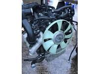 Mercedes Benz Sprinter engine complete 2016 Euro 5 and 6 available