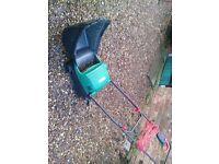 Lawnraker Scarifier