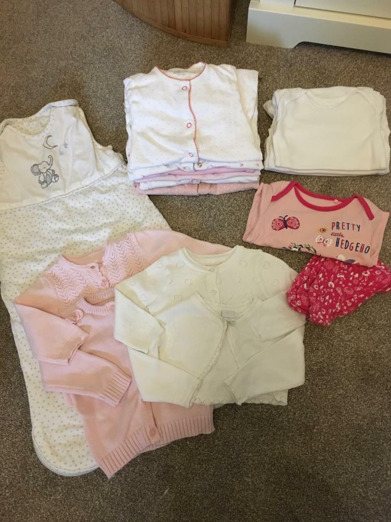 3-6 month clothing bundle