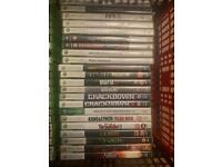 Xbox 360 games / Read description