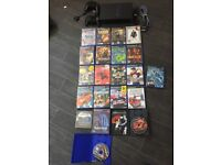 Ps2 bundle with 21 Games