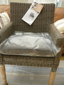 KETTLER Bretagne Indoor Outdoor Chair RRP £190 - BRAND NEW with TAGS