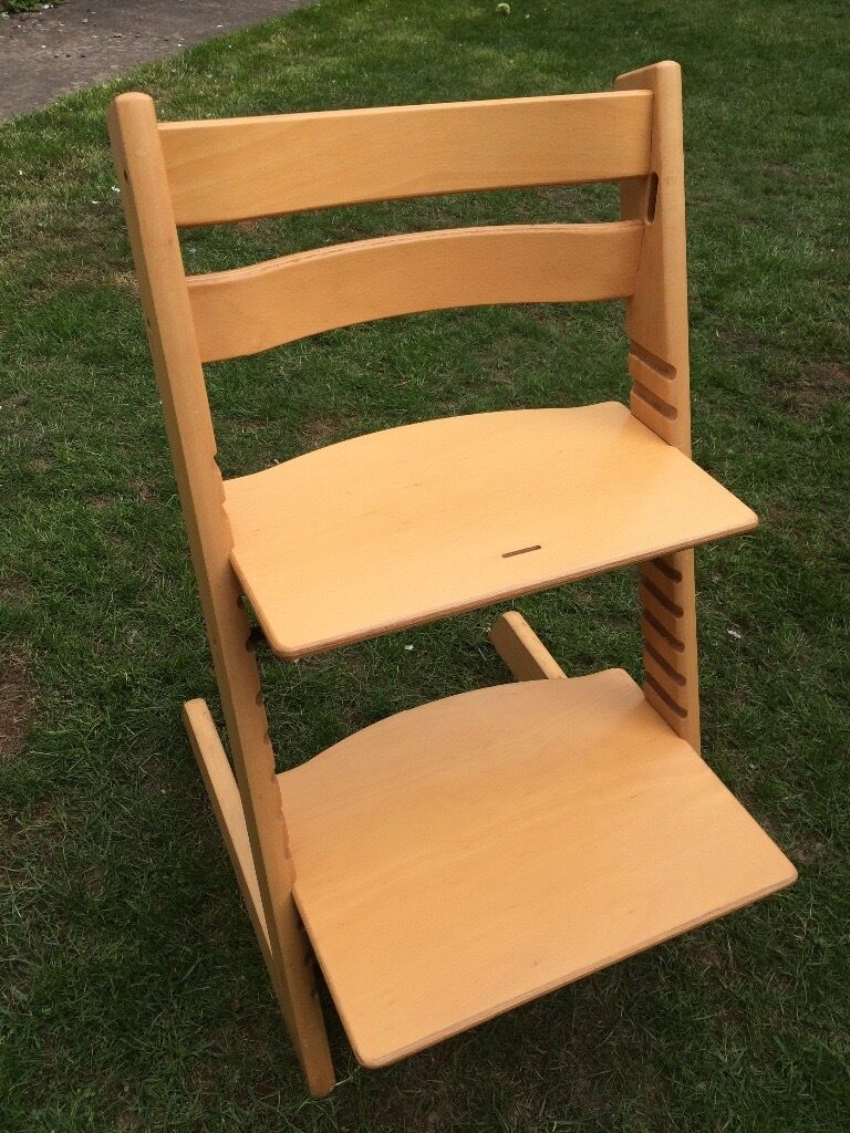 Stokke Tripp Trapp High Chair In Natural In York North