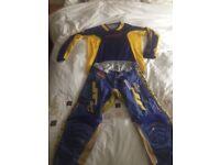Jt racing motocross kit