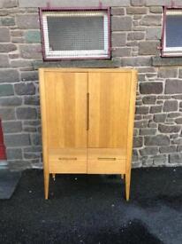 Solid oak cabinet * free furniture delivery *