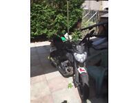 Yamaha MT125ABS