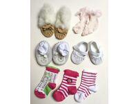 Baby girl shoes bundle £10