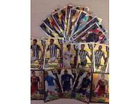 Match attax to swap