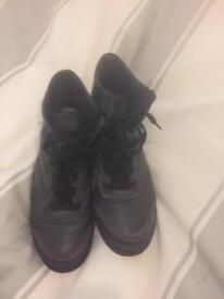 Hugo Boss high top trainer/ casual shoe mens