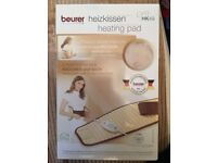 ONLY £40!!! Beurer HK49 Cosy Back Strap Heating Pad.