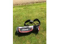 Titleist pencil/summer golf bag