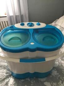 Travel twin tub