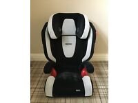 RECARO MONZA CAR SEAT : EXCELLENT CONDITION