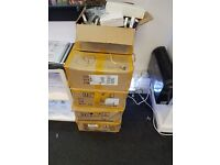 Job lot of electronic cigarette kits and accessories