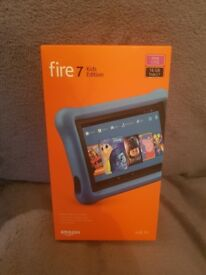 Fire fox 7inch kids edition pink tablet