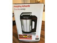 Morphs Richards sauté soup maker