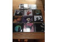 Jazz and folk CDs for sale £2 each