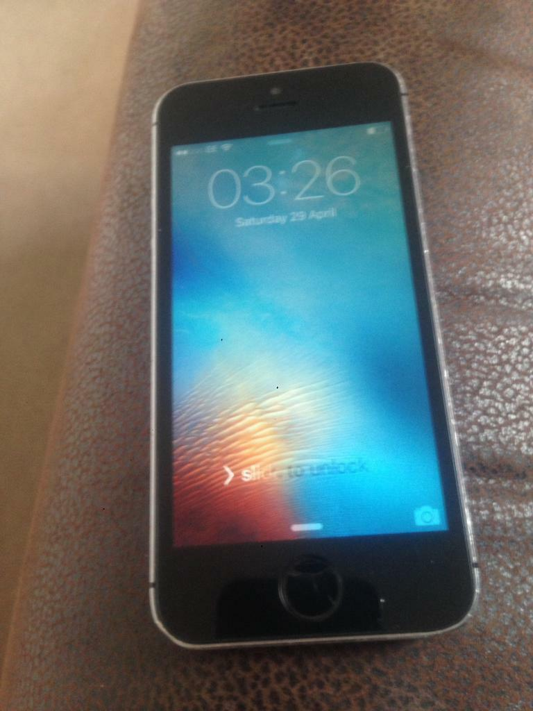 Iphone 5s ee network. Working please read descriptionin Royton, ManchesterGumtree - Iphone 5s 16gb ee network phone is working home button does not work it has cracked so assistive touch screen home button is on£50 no offers Collection from royton/oldham07487875281