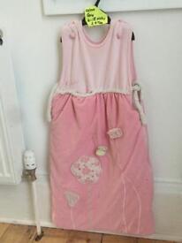Kaloo Baby Girl Sleeping Bag Tog Pink