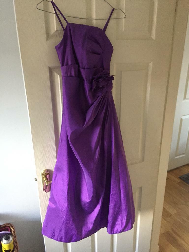Girls Gala/bridesmaid dress | in Gorebridge, Midlothian | Gumtree