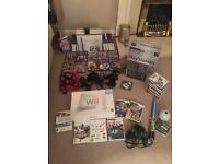 Play Station, PS2 & Wii with games & more bundle !