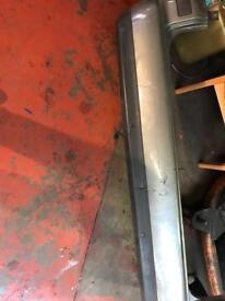 Ford galaxy rear bumper