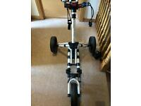 Icart Uno Golf Trolley with Accessories