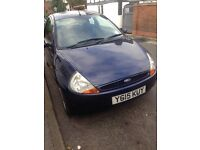 Ford Ka, 1.3L, 11 Months MOT, excellent run & great condition, only seeking due to travelling