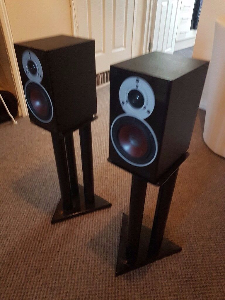 Dali zensor 1s and soundstyle speaker stands