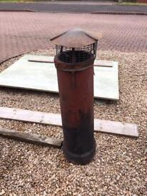 Old Chimney pot as seen in photo. Ideal for garden Planter. Pick Up Brightons (Falkirk)