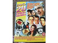 NEW- 20 DVD Comedy Features