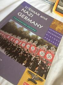 Weimar and nazi germany revision boom