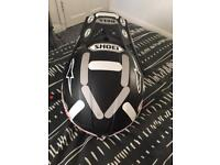 Motocross helmet with Goggles
