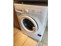 BEKO washing machine in excellent condition - hardly used