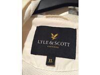 Lyle & Scott jacket xl