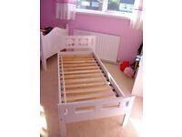 Ikea Kritter bed frame