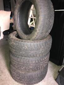 Winter tyres x4