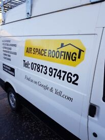 Airspace roofing builder and roofer