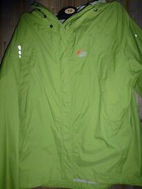 Lowe Alpine-Lightweight Water Proof Jacket-Medium-£10