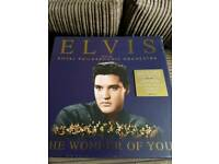 Elvis Presley wonder of you