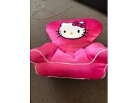 Build a Bear chair