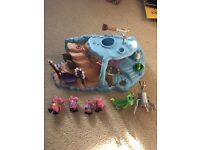 Clangers playset