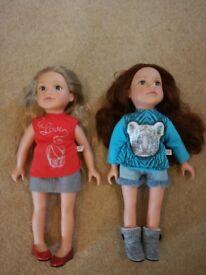 Chad Valley Design a friend's doll bundle
