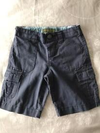 Boys Ted. American cargo style shorts