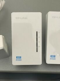 TP link signal booster